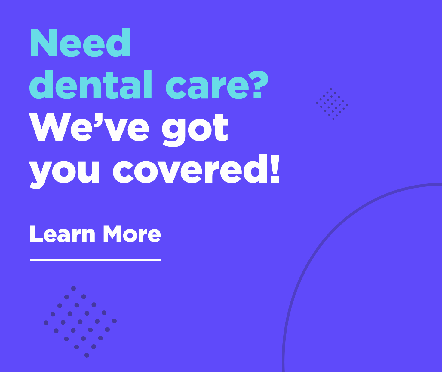 Need dental care? We've got you covered! Learn More. - Dentists of Nona